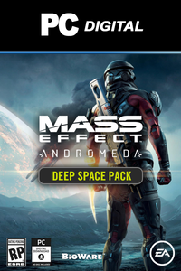 Mass Effect: Andromeda Deep Space Pack DLC PC