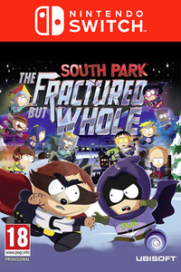South Park: Fractured But Whole Nintendo Switch