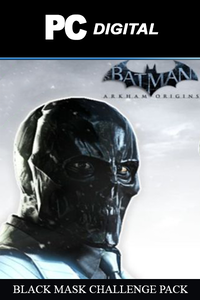 Batman: Arkham Origins - Black Mask Challenge Pack DLC PC