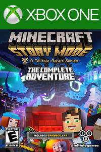 Minecraft: Story Mode - The Complete Adventure Xbox One