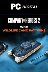COH2 - Whale and Dolphin Conservation Charity Pattern Pack DLC PC