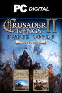 Crusader Kings II - Horse Lords DLC Collection