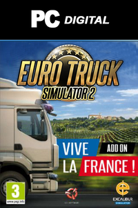 Euro Truck Simulator 2 - Vive la France! DLC PC