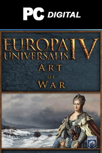 Europa Universalis IV: Art of War DLC PC