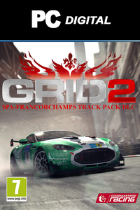 GRID 2 - Spa-Francorchamps Track Pack DLC PC