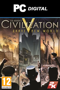 Sid Meier's Civilization V: Brave New World DLC PC
