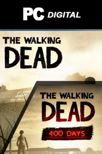 The Walking Dead PC + The Walking Dead 400 Days DLC