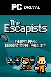 The Escapists - Fhurst Peak Correctional Facility DLC PC