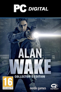 Alan Wake (Collector's Edition) PC