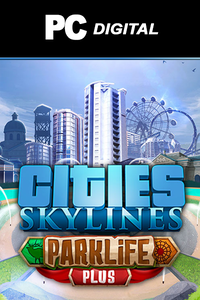 Cities: Skyline - Parklife Plus DLC PC