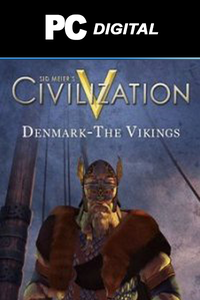 Civilization V - Civilization and Scenario Pack: Denmark - The Vikings DLC PC