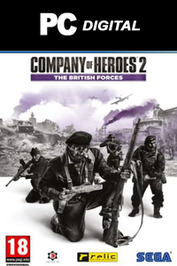 Company of Heroes 2 - The British Forces DLC PC