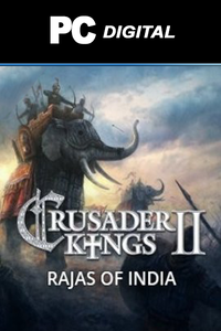 Crusader Kings II - Rajas of India DLC PC