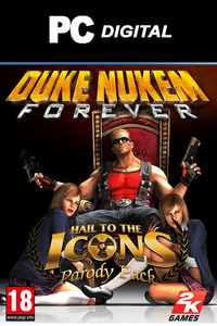 Duke Nukem Forever - Hail to the Icons Parody Pack DLC PC