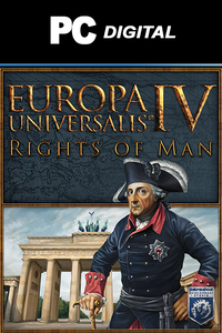 Europa Universalis IV: Rights of Man DLC PC