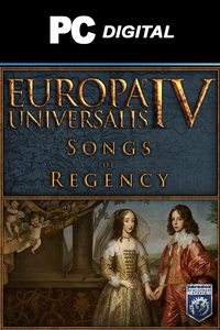 Europa Universalis IV: Songs of Regency DLC PC