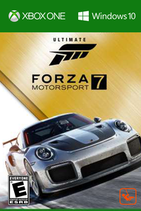 Forza Motorsport 7 Ultimate Edition Xbox One/PC