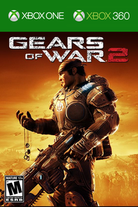 Gears of War 2 Xbox One and Xbox 360