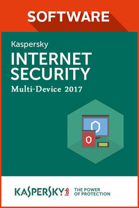Kaspersky Internet Security Multi Device 2017 1 Jahr 1 PC