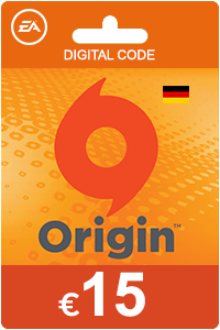 Origin Access 15 Euro Germany