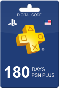 PlayStation Plus 180 tage USA