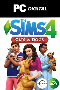 The Sims 4: Cats & Dogs DLC PC