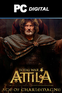 Total War: Attila - Age of Charlemagne Campaign Pack DLC PC
