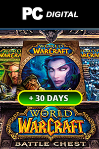 WoW Battlechest 30 tage gratis + 60 tage Timecard