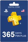 PlayStation Plus 365 tage USA