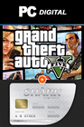 GTA V + Great White Shark Cash Card PC