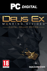Deus Ex: Mankind Divided - Digital Deluxe Edition PC