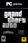 Grand Theft Auto IV + Grand Theft Auto: San Andreas PC