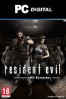 Resident Evil / Biohazard HD REMASTER PC