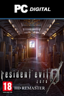 Resident Evil 0 / Biohazard 0 HD REMASTER PC