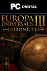 Europa Universalis III: Chronicles PC