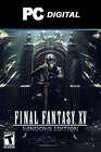 Pre-order: Final Fantasy XV (Windows Edition) PC (08/3)