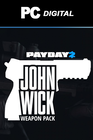 PAYDAY 2: John Wick Weapon Pack DLC PC
