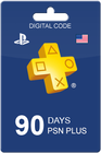 PlayStation Plus 90 tageUSA