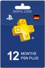 PlayStation Plus 365 Tage DE