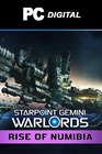 Starpoint Gemini Warlords: Rise of Numibia DLC PC