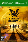 State Of Decay 2: Ultimate Edition Xbox One/PC