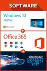 Win 10 Home + MS Office 365 Home Premium + Bitdefender 2017 1PC 1 Jahr