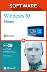 Windows 10 home + ESET NOD32 Anti Virus 6 monate